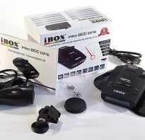 Антирадары iBox для комфорта и безопасности