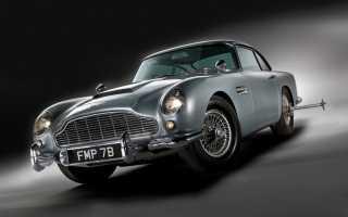 Реплика Aston Martin DB5 подробности, характеристики, фото