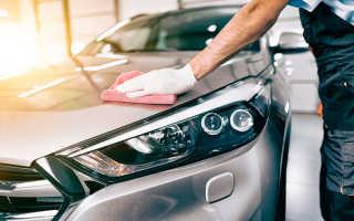 Антигравийная защита кузова автомобиля аэрозоль