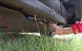 Замена радиатора печки 2114 без снятия панели