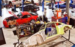 Как сделать реставрацию старого автомобиля