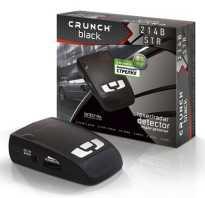 Многофункциональный антирадар Crunch 214B STR Black