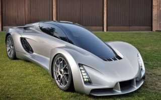 Автомобиль Blade, напечатынный на 3D-принтере