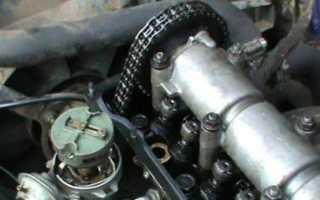 Установка зажигания на ВАЗ 2107 карбюратор
