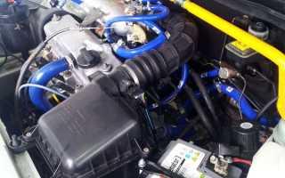 Замена патрубка системы охлаждения