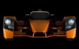 Американец переделал болид Формулы‑1 для езды по дорогам общего пользования