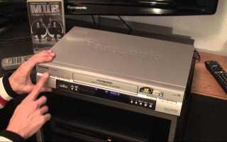 Как подключить магнитофон к телевизору