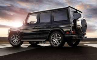 Замена стабилизатора Mercedes