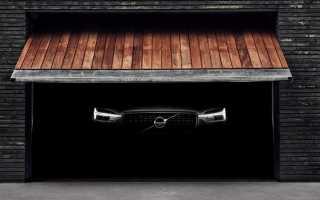 Производство нового Volvo XC60 2018