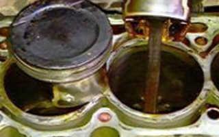 Почему происходит детонация двигателя при выключении зажигания