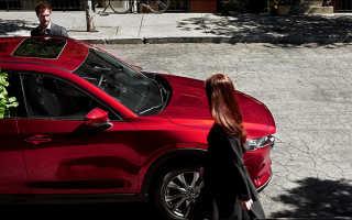 Новая Mazda CX