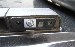 Как установить штатную или универсальную камеру заднего вида на УАЗ Патриот