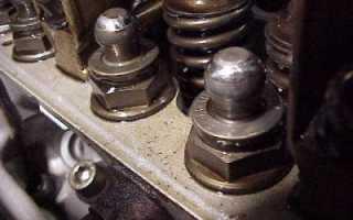 Как промыть гидрокомпенсаторы ваз 2112 16 клапанов