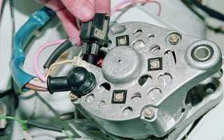 Какой генератор подойдет на ваз 2107 инжектор
