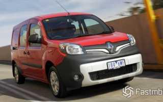 Renault Kangoo 2014 Maxi Crew Van