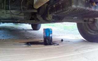 Как найти и устранить протечку масла из двигателя