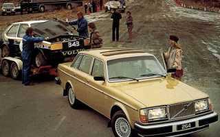 Самые интересные моменты истории бренда Volvo