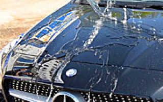 Обработка авто жидким стеклом: покрытие кузова автомобиля