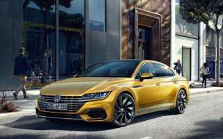 Концепт превратился в реальность, обзор нового Volkswagen Arteon