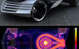 Атомный двигатель для автомобиля
