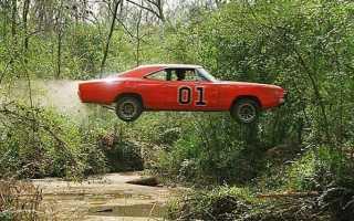 Топ 10 культовых автомобилей в кино