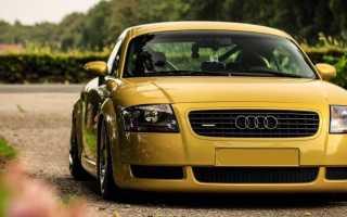 Трабант с начинкой от Audi TT