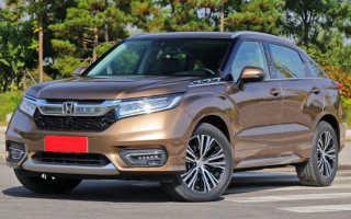 Новый кроссовер Avancier от Honda представлен официально