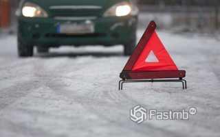 Как избежать ДТП зимой