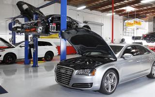Как сэкономить на ремонте автомобилей Audi