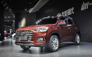 Новый Hyundai ix35 2017