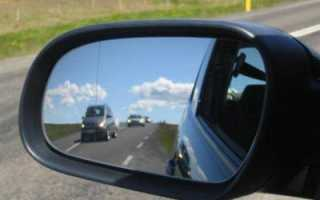 Как снять зеркало заднего вида ваз 2114