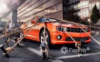 ТОП-8 противоугонных механических устройств для автомобилей