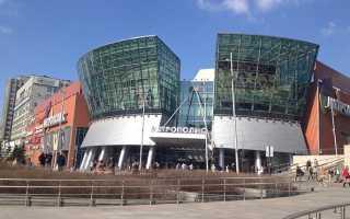 Какой торговый центр в москве самый лучший