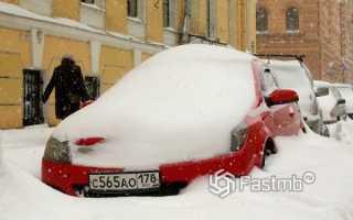 Без каких предметов не обойтись водителю зимой