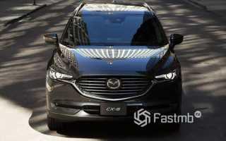Обзор Mazda CX