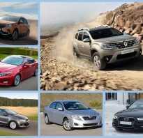 Худшие автомобили дешевле 1 млн. рублей
