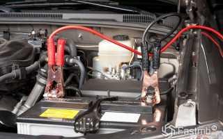 Как выбрать и использовать провода для прикуривания