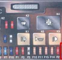 Где находится предохранитель на магнитолу ВАЗ-2110