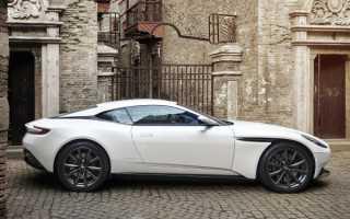 Обзор Aston Martin DB11 2018