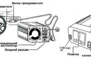 Как выбрать автомобильный инвертор