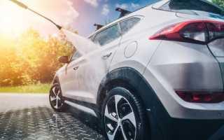 Как мыть мойкой высокого давления автомобиль?