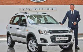 Новые подробности об автомобиле Lada Kalina Cross