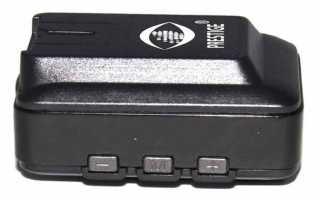 Радар-детектор Prestige RD-202 GPS с поддержкой всех диапазонов частот