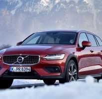 В России отзывают Volvo XC60, V40 и V60 Cross Country