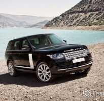Land Rover Range Rover Vogue люксовый внедорожник