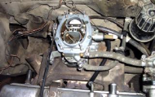Ваз 2107 не тянет двигатель карбюратор