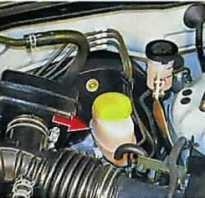 Бачок тормозной жидкости ниссан альмера классик