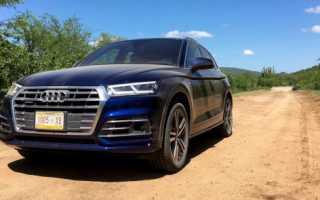Обзор Audi Q5 2017