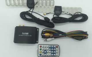 Как сделать автомобильную ТВ антенну своими руками
