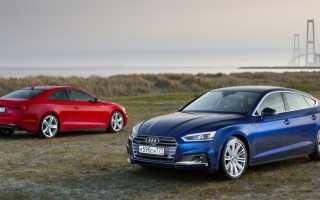 Стали известны сроки появления Audi A5 и S5 Sportback